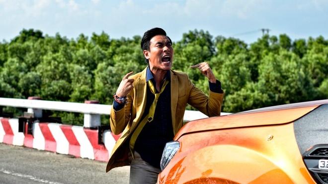 Binh Minh - Hieu Hien doi dau trong phim hai - hanh dong Tet hinh anh 4