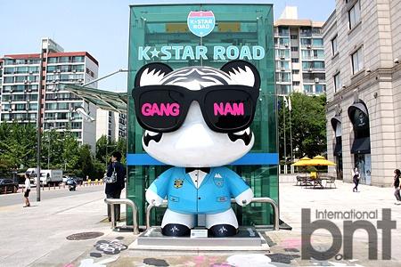 Khu Gangnam hay Beverly Hills cua Han Quoc hinh anh