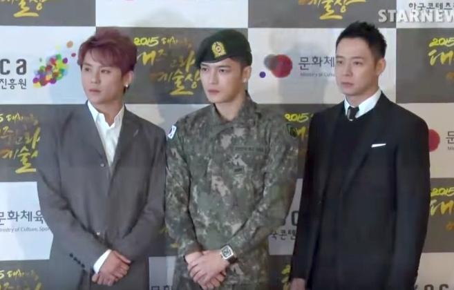 Jae Joong bi chi trich dung dong ho dat tien trong quan ngu hinh anh 3