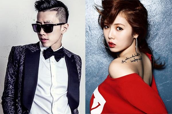 MV cua Jay Park - HyunA cam tre vi thanh nien hinh anh