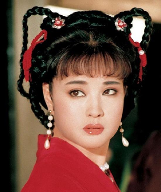 Tan cung bi kich cua nu dien vien 3 lan do vo hon nhan hinh anh 2 Lưu Hiểu Khánh trong phim kinh điển Võ Tắc Thiên năm 1995