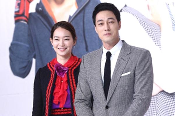 So Ji Sub va Shin Min Ah bat ngo chao fan Viet hinh anh