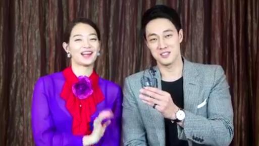 So Ji Sub - Shin Min Ah chao fan Viet hinh anh
