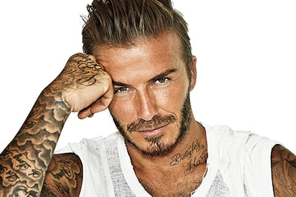 David Beckham la nguoi dan ong duong dai sexy nhat 2015 hinh anh