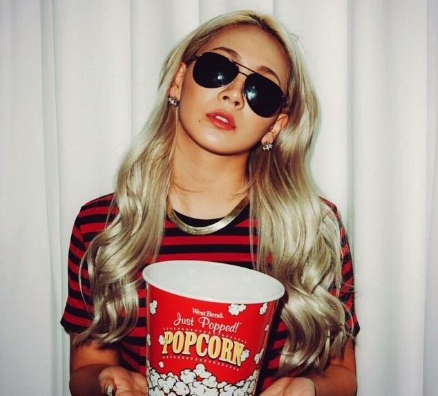 CL (2NE1) tro lai bang ca khuc khieu khich hinh anh 1