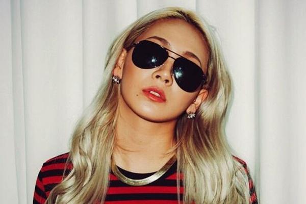 CL (2NE1) tro lai bang ca khuc khieu khich hinh anh