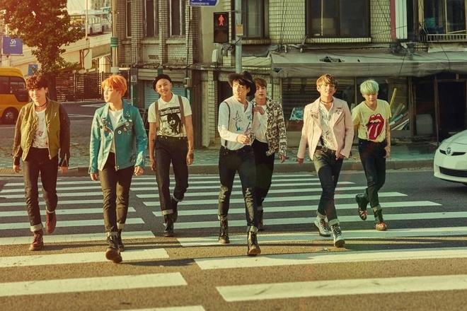 MV Dope cua BTS vuot moc 30 trieu luot xem hinh anh 1