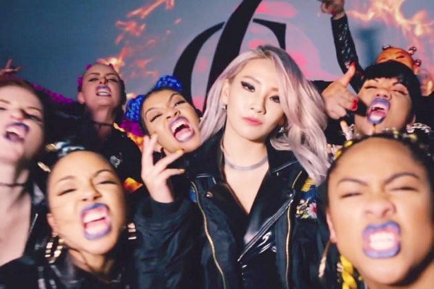 Chu tich YG noi ve MV 19+ cua CL (2NE1) hinh anh