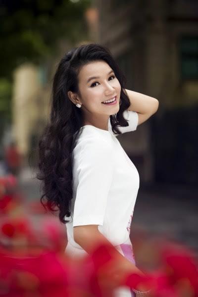 Nu giang vien dai hoc dong phim sitcom Viet hinh anh 2