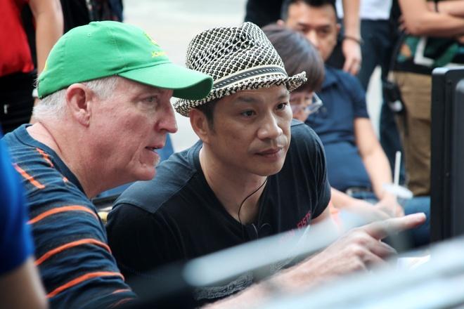 Minh Hang dien nhieu canh man nong trong phim moi hinh anh 4