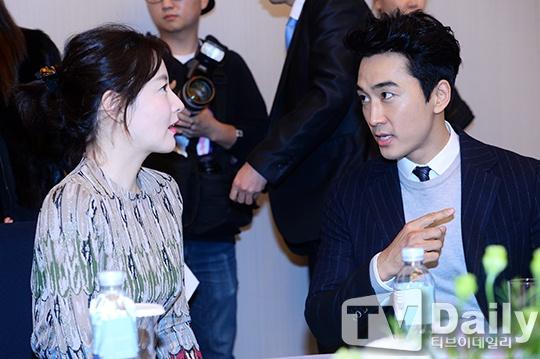 Lee Young Ae lo ve gia nua ben canh Song Seung Hun hinh anh 6