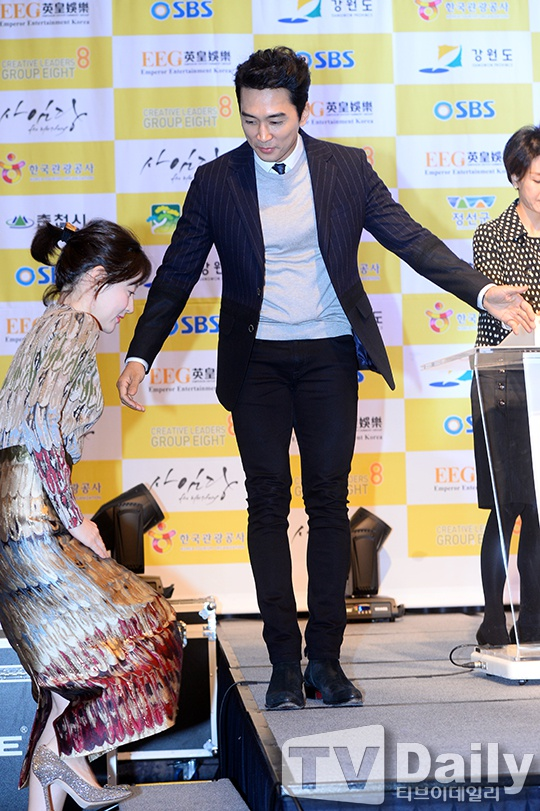 Lee Young Ae lo ve gia nua ben canh Song Seung Hun hinh anh 2