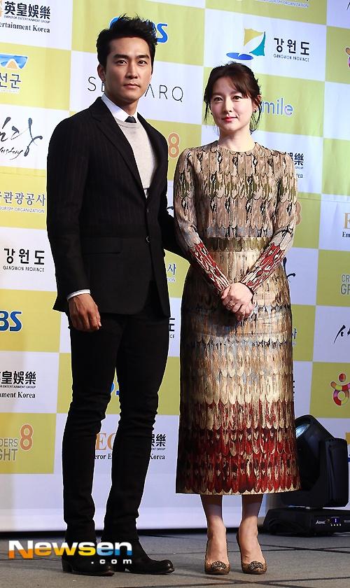 Lee Young Ae lo ve gia nua ben canh Song Seung Hun hinh anh 3