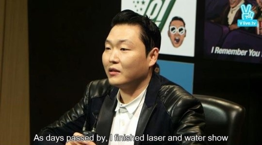 Psy danh mat dam me ca hat sau 'Gangnam Style' hinh anh 1