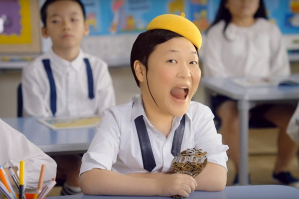 Psy bung no voi 2 MV hot khong kem 'Gangnam Style' hinh anh