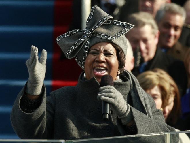 Nu hoang nhac soul Aretha Franklin qua doi vi benh ung thu hinh anh