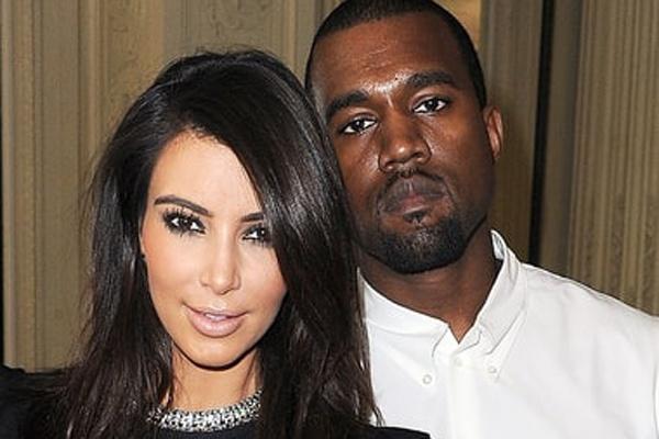 Kanye West tang 150 mon qua Noel cho Kim Kardashian hinh anh