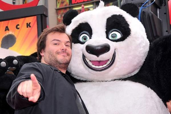 Sao 'Kung Fu Panda' tham gia show truyen hinh hot cua Han hinh anh
