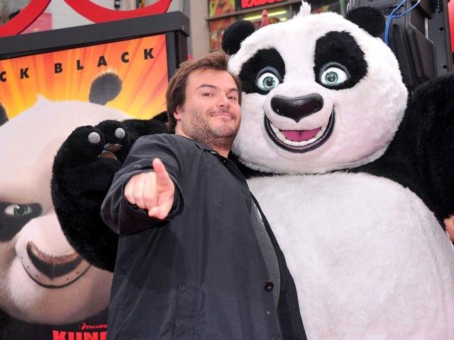 Sao 'Kung Fu Panda' tham gia show truyen hinh hot cua Han hinh anh 1
