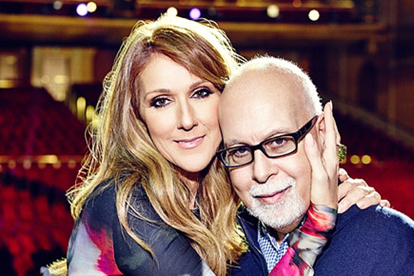 Thu tuong Canada chia buon voi Celine Dion hinh anh