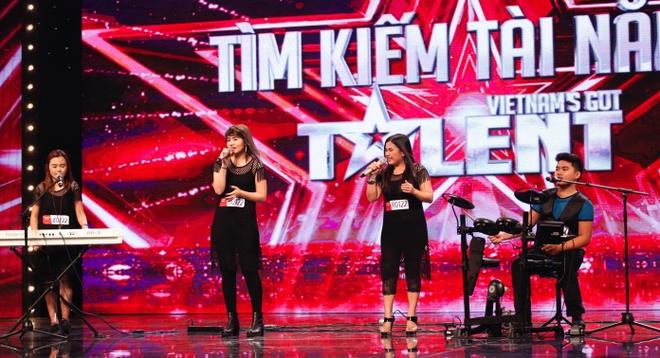 Tran Thanh khoc - cuoi tren san khau Vietnam's Got Talent hinh anh 8