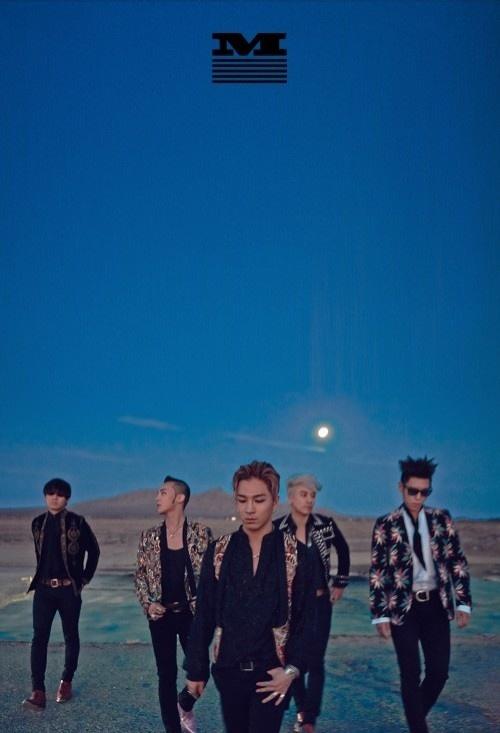 Big Bang thong tri bang xep hang nhac MelOn 2015 hinh anh 1