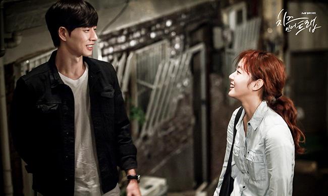 Truyen tranh online: Nguon cung kich ban moi cho phim Han hinh anh 1