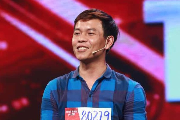 Giam khao Got Talent phan khich nghe gia giong Le Hoang hinh anh