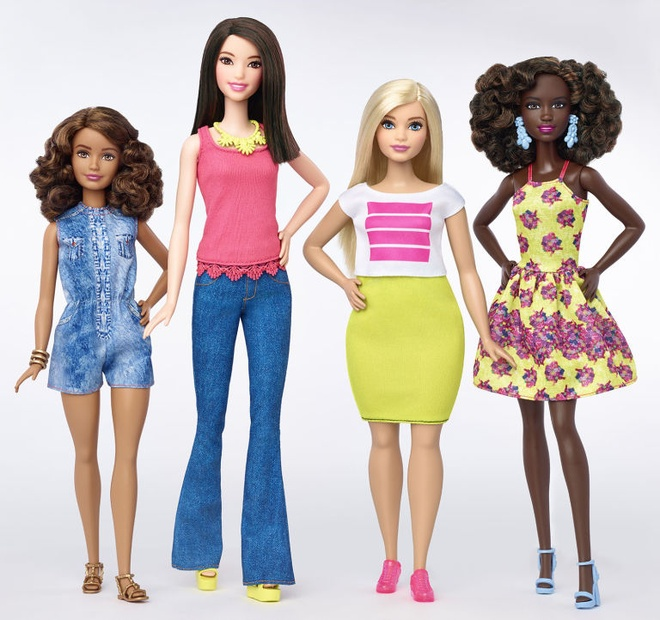 Bup be Barbie pha bo tao hinh chuan muc hinh anh 1