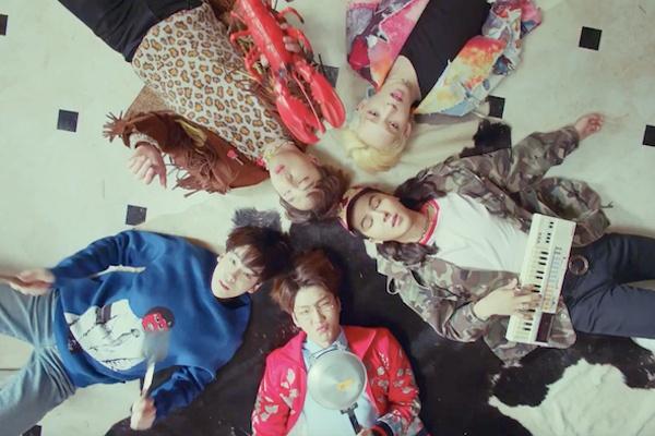 Kpop nong len voi 3 MV cua Winner ra mat cung luc hinh anh