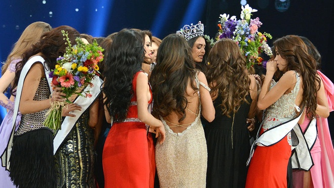 Nguoi mau 9X dang quang Hoa hau Mexico 2016 hinh anh 4