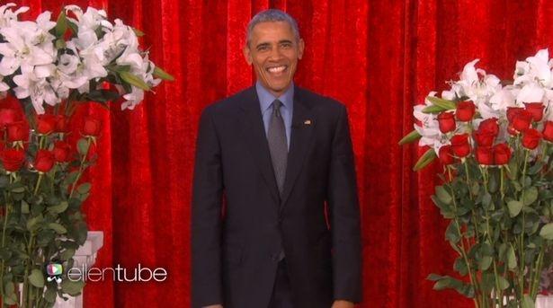 Tong thong Obama lam tho tinh tang vo hinh anh 1