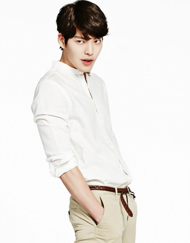 Dang sau thanh cong cua my nam Han Kim Woo Bin hinh anh 1