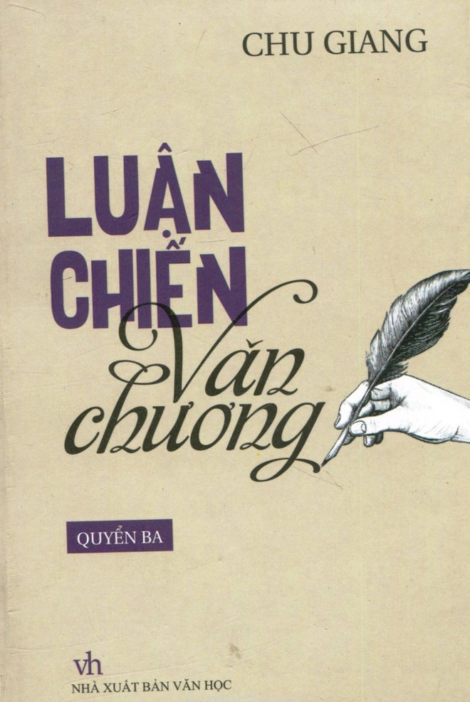 'Luan chien van chuong' doat giai Ly luan phe binh hinh anh 1