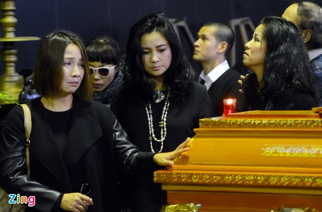 MC Lai Van Sam, Diem Quynh tien dua nhac si Luong Minh hinh anh 9