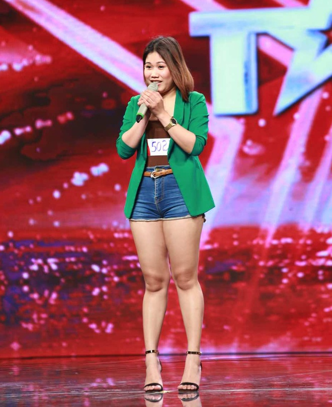 Co gai Philippines hat 'Uoc gi' cua My Tam tai Got Talent hinh anh 1