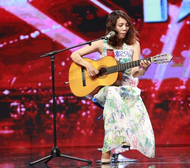 Co gai Philippines hat 'Uoc gi' cua My Tam tai Got Talent hinh anh 3