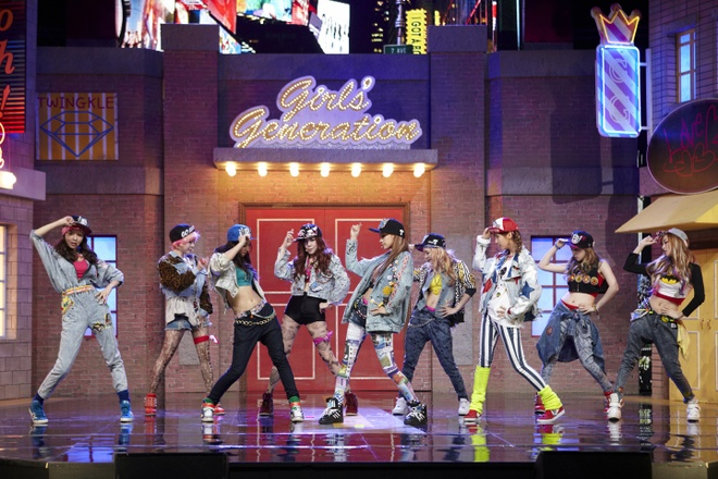 SNSD lap ky luc tren YouTube hinh anh 1