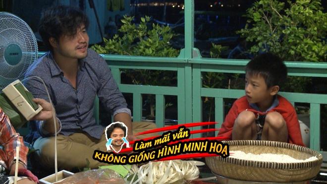 Bo con cua Bo oi minh di dau the chat vat goi banh chung hinh anh 6