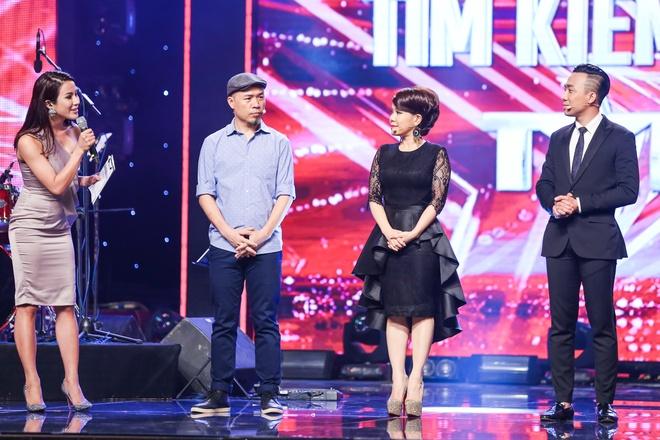 Tran Thanh say sua xem Hari Won bieu dien o Got Talent hinh anh 5