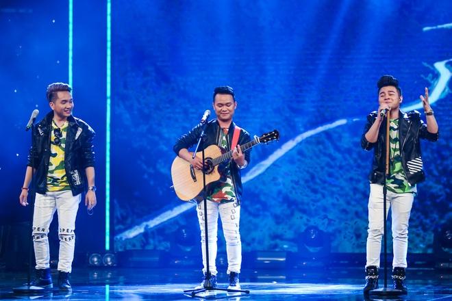 Tran Thanh say sua xem Hari Won bieu dien o Got Talent hinh anh 6