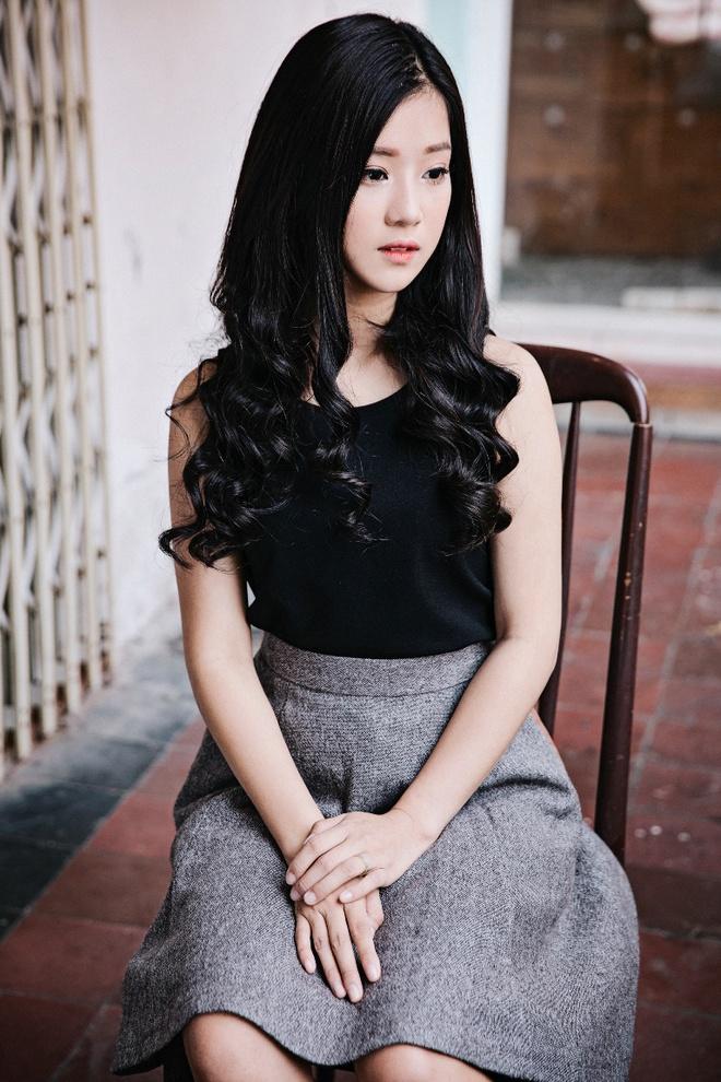 Hoang Yen Chibi bi nguoi yeu bo roi trong MV hinh anh 1