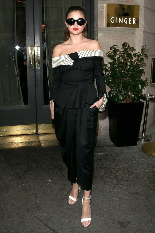 Selena Gomez bien hoa phong cach trong 3 ngay hinh anh 3