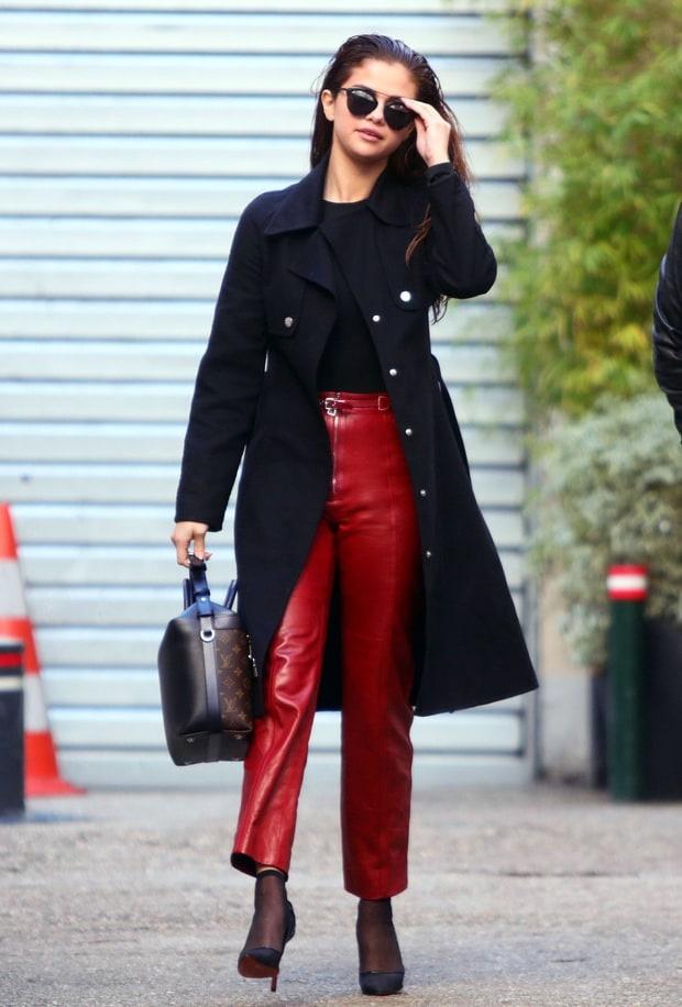 Selena Gomez bien hoa phong cach trong 3 ngay hinh anh 5