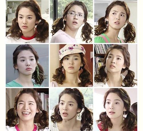 Con sot thoi trang tu nhung bo phim cua Song Hye Kyo hinh anh 1