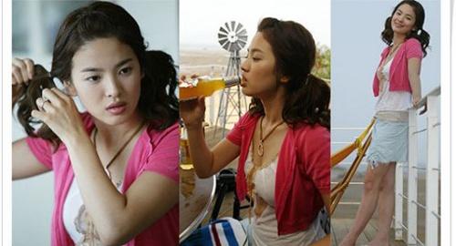 Con sot thoi trang tu nhung bo phim cua Song Hye Kyo hinh anh 2