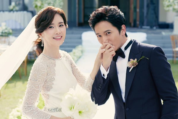 Ngoi nha lang man cua Ji Sung - Lee Bo Young hinh anh