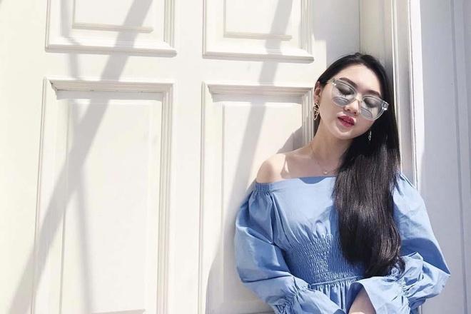 Style quyen ru cua Chloe Nguyen trong chuyen di Paris hinh anh