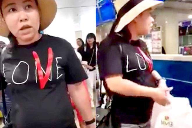 Chiec ao phong bong dung hot cua dai uy Hien hinh anh