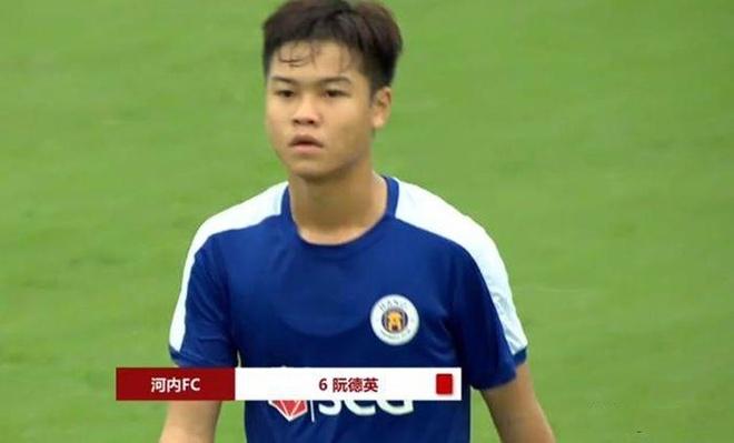 Fan Trung Quoc bat ngo voi hanh vi choi xau cua cau thu tre Viet Nam hinh anh 2